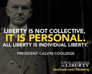 personal liberty