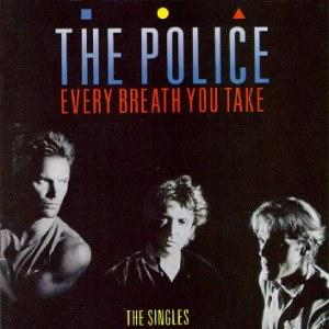 PoliceEveryBreathYouTakeSingles