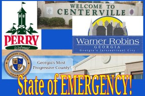 State of emergency local