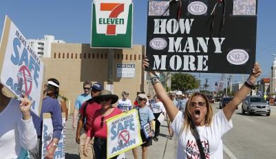 mass shooting hysteria